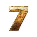 変化数「7」