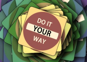 do it your way