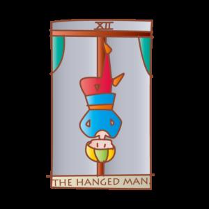 吊された男
